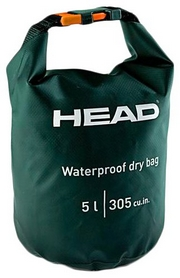 Фото 1 к товару Сумка Head Dry Bag BK темно-зеленая
