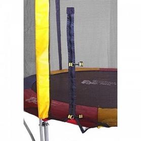 Фото 2 к товару Батут с защитной сеткой Kidigo 244 см