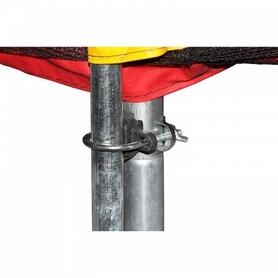Фото 5 к товару Батут с защитной сеткой Kidigo 244 см
