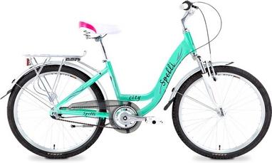 Велосипед городской Spelli City 24 2015