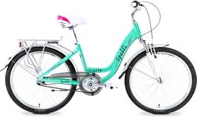 Фото 1 к товару Велосипед городской женский Spelli City 24 2015