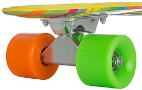 Фото 4 к товару Скейтборд Termit CRUISE166S разноцветный