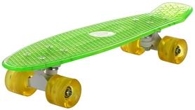 Фото 3 к товару Пенни борд Termit CRUISE1676 зеленый/желтый