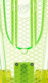 Фото 5 к товару Пенни борд Termit CRUISE1676 зеленый/желтый