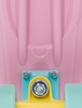 Пенни борд Termit CRUISE168S красный/голубой - фото 6
