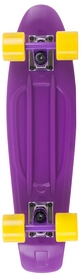 Скейтборд Termit CRUISE16P6 фиолетовый/желтый
