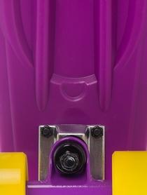 Фото 5 к товару Пенни борд Termit CRUISE16P6 фиолетовый/желтый