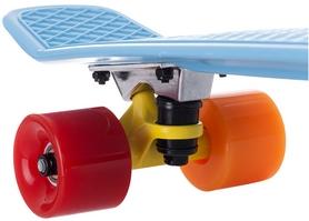 Фото 4 к товару Скейтборд Termit CRUISE16S1 голубой