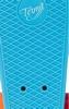 Пенни борд Termit CRUISE16S1 голубой - фото 6