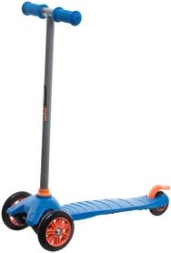 Самокат трехколесный Reaction 3-wheels steel scooter S15-3WZD синий