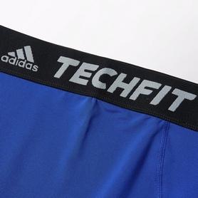 Фото 2 к товару Шорты компрессионные Adidas TF Base ST 9 синие