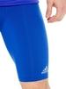 Шорты компрессионные Adidas TF Base ST 9 синие - фото 3