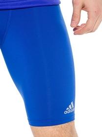 Фото 3 к товару Шорты компрессионные Adidas TF Base ST 9 синие