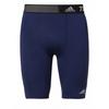 Шорты компрессионные Adidas TF Base ST 9 темно-синие - фото 1