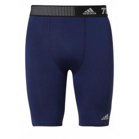 Шорты компрессионные Adidas TF Base ST 9 темно-синие
