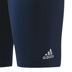 Фото 3 к товару Шорты компрессионные Adidas TF Base ST 9 темно-синие