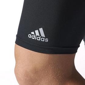 Фото 3 к товару Шорты компрессионные Adidas TF Base ST 9 черные
