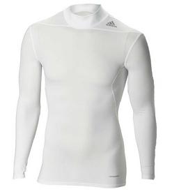 Футболка компрессионная Adidas TF Base W MOC белая