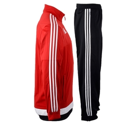 Фото 2 к товару Костюм спортивный Adidas Tiro 15 Pes Suit  красный
