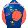 Тарелка летающая фрисби Torneo 23 см оранжевая - фото 2