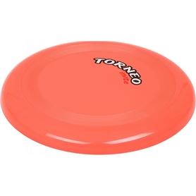Фото 3 к товару Тарелка летающая фрисби Torneo 23 см оранжевая