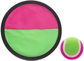 Набор с тарелками-ловушками и мячиком Torneo Set Magic Catchball