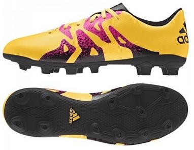 Бутсы футбольные Adidas X 15.4 FxG AF4694