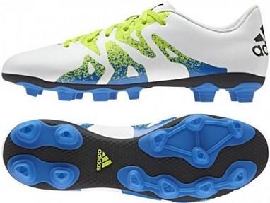 Бутсы футбольные Adidas X 15.4 FxG AF4696