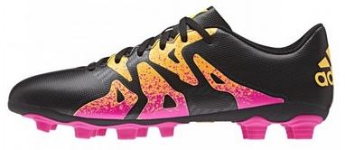 Бутсы футбольные Adidas X 15.4 FxG AF4695