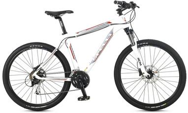 Велосипед горный Spelli FX-7700 650B 2016 белый матовый - 21
