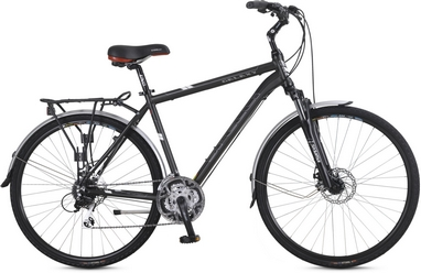 Велосипед городской Spelli Galaxy Disc 2016 серый - 20