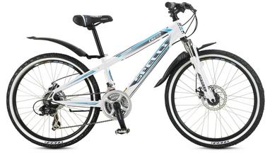 Велосипед подростковый горный Spelli Cross 2016 белый - 12,5