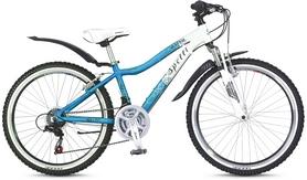 Фото 1 к товару Велосипед подростковый горный Spelli Astra 2016 синий - 14
