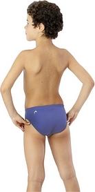 Фото 2 к товару Плавки детские Head Solid Boy - Lycra фиолетовые