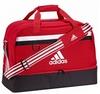 Сумка спортивная Adidas Tiro TB BC L S13308 красная - фото 1