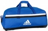 Сумка спортивная Adidas Tiro TB L S30253 синяя - фото 1