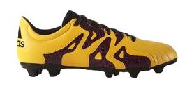 Бутсы футбольные детские Adidas X 15.3 FG/AG J Leather S32061