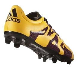 Фото 5 к товару Бутсы футбольные детские Adidas X 15.3 FG/AG J Leather S32061