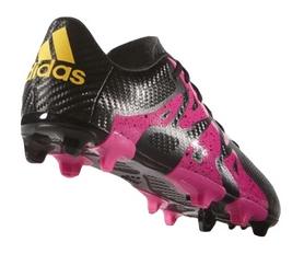 Фото 3 к товару Бутсы футбольные детские Adidas X 15.3 FG/AG J S74636