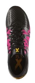 Фото 4 к товару Бутсы футбольные детские Adidas X 15.3 FG/AG J S74636