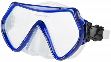 Маска для плавания Joss M168-64 синяя