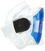 Набор для плавания (маска + трубка) Joss M9620S-34 синий - фото 2