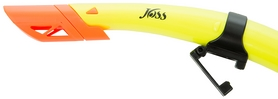 Фото 3 к товару Трубка для плавания Joss Snorkel SN131-34 желтая