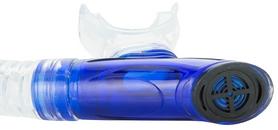 Фото 3 к товару Трубка для плавания Joss Snorkel SN131-64 синяя