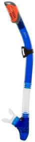 Фото 1 к товару Трубка для плавания Joss Snorkel SN169-64 синяя