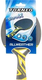 Фото 2 к товару Ракетка для настольного тенниса Torneo Master TI-BPL1034 желтая