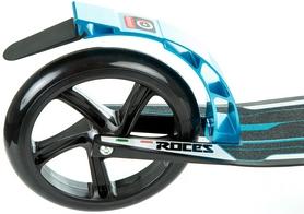 Фото 10 к товару Самокат Roces Scooter Folding черно-голубой