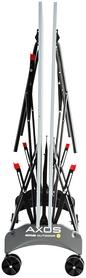 Фото 2 к товару Cтол теннисный складной всепогодный Kettler Axos Outdoor 1