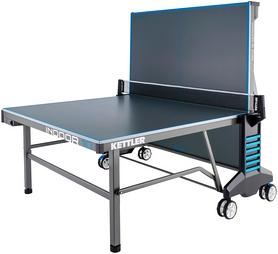 Фото 2 к товару Cтол теннисный складной для помещений Kettler Indoor 10