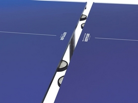 Фото 2 к товару Cтол теннисный складной для помещений Kettler Spin Indoor 11